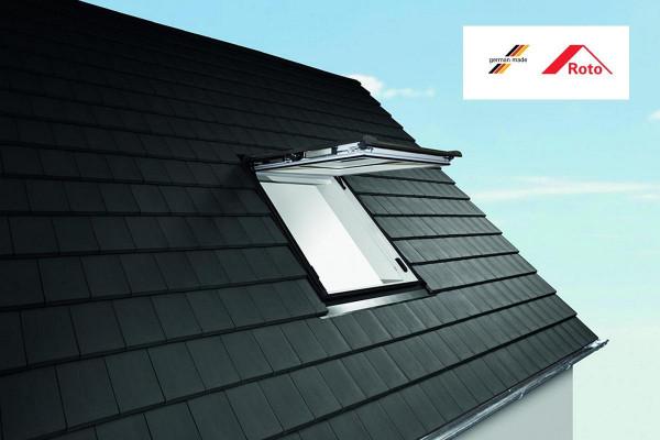 Roto Designo i8 Comfort Elektro-Dachfenster