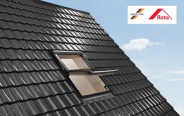 Roto Designo R6 Schwingfenster Kunststoff