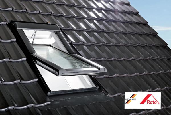 Roto Designo R6 RotoTronic Schwingfenster Kunststoff